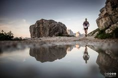 The North Face Lavaredo Ultra Trail #ultraTrail #TrailRunning