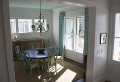 Dining room, Isle of Palms Project -Kevin Carpenter Interiors -Copyright Kevin Carpenter 2014