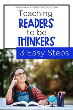 If you are looking for how to teach your kids to think beyond the text, this blog post is for you. Use your interactive read aloud lessons to get your readers thinking about their reading. This leads to better reading comprehension for kindergarten and first grade kids. Check out these tips for teaching reading!