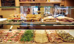 Pizza al taglio in Rome