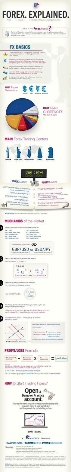 Forex infographics