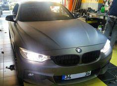 BMW 4 mat fume uygulamasi. (0212)286 48 43