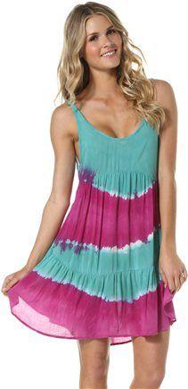 BLU MOON BABYDOLL TANK DRESS | Swell.com