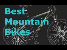 Best Mountain Bikes 2016 - Reviews and Guide