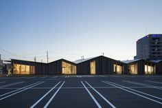 Gallery of Towada Community Plaza / Kengo Kuma & Associates - 16