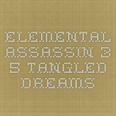 Elemental Assassin 3.5 Tangled Dreams