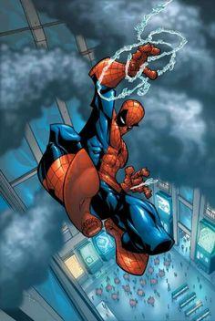 Spider-man by Francisco Herrera