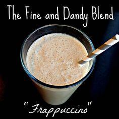 Dandy Blend Frappuccino
