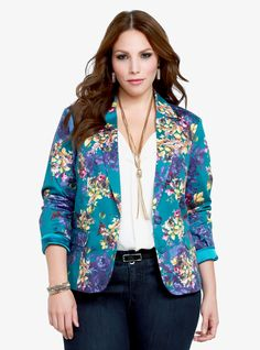 6d25f8822a 83 Best Printed Blazer For Women images