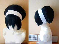 For Sale  Toph Cosplay Styled Wig from Avalar The Last