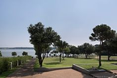 Here is a three-acre property with one of the prettiest views of White Rock Lake.