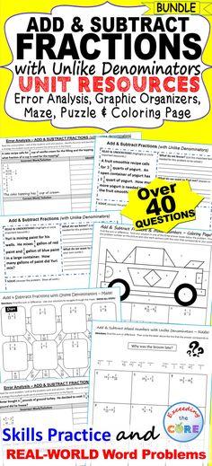 5th Grade Math MON CORE BUNDLE Assessments Warm Ups Task Cards