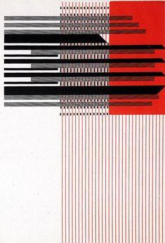 Alvin Lustig l Book Design, Layout Design, Cover Design, Print Design, Web Design, Graphic Design Typography, Graphic Design Illustration, Graphic Art, Hard Edge Painting