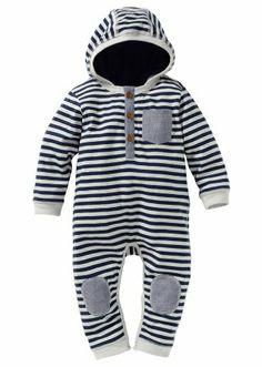 #baby #overall with stripes http://www.bonprix.de/produkt/baby-overall-dunkelblausilber-gestreift-960711/