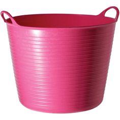 Foto 1 - Bacia Flexível Multiuso Tubtrugs Pink 38 Litros