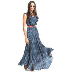 Don't long flowing dresses make you feel pretty?
