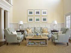 Traditional Living-rooms from Jennifer Duneier on HGTV