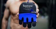 Stop using other gloves that weaken your grip. Gainz over calluses.