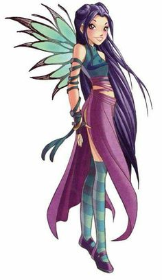 Hay Lin is one of the five teenage girls who are chosen to be the new Guardians of Kandrakar. Their mission is to protect Kandrakar; the center of the universe and the other planets from evil.