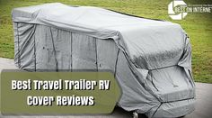 List of Top #TravelTrailerCover https://www.bestoninternet.com/automotive/exterior-accessories/travel-trailer-rv-cover-reviews/ If you love traveling then you must need the travel trailer. You can use this trailer as a tent so you can easily sleep there and enjoy the luxuries of home. For protecting your RV from sun, rain, and atmosphere you can use best #RVcover.