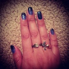 My Ursula nails!