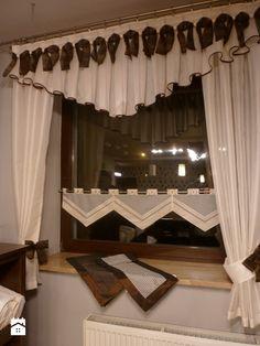 New Window topper Treatments Ideas