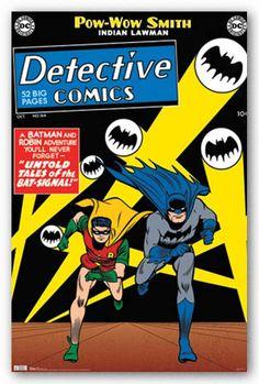 Vintage Detective Comics (RP6841)