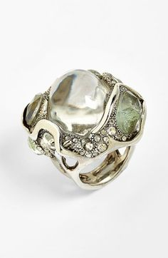 Alexis Bittar 'Lucite® - Jardin Mystère' Cocktail Ring available at #Nordstrom