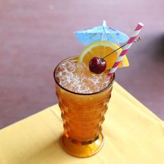 A Crash Course in Tiki History and Its Classic Cocktails #FWx