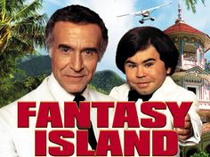 Fantasy Island (1977–1984) ~~ Adventure | Drama | Fantasy ~~ Tales of visitors to a unique resort island that can fulfill literally any fantasy requested, but rarely turn out as expected