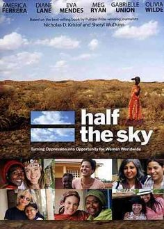 Half the Sky: Turning Oppression into Opportunity for Women Worldwide http://library.sjeccd.edu/record=b1177940~S3