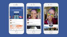 Facebook tests opening your camera atop feed with MSQRD selfie filters Snapchat opens to the camera by default to spur content creation and now Facebook is trying the same starting with an Olympics-themed test in Brazil and Canada. Instead of just the What are you doing? text status update prompt users will see an open camera window as Facebook executes on Mark Zuckerbergs promise to put video at the heart of all of our apps.  The new feature also sports the first official integration of…