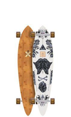 Arbor Skateboards Fi