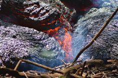 Family Travel Blog for Nomadic World Travel with Kids: Hawaii Daily Photo: Lava, lava, lava