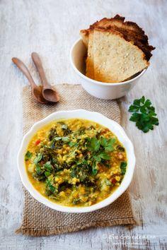 Mangold-Linsen-Curry | food-vegetarisch.de