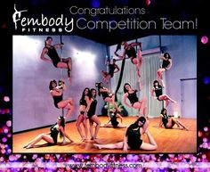 Fembody Competition Team