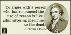 Reason.  Use it!