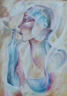 Roberto Raul Volta-Tabaris he elegido esta obra porque pese a poseer una lineas irregulares mantiene la belleza.