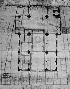 Legnano, Chiesa San Domenico, progetto 1930