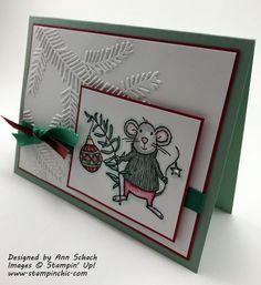 Merry Mice, Pine Bough TIEF