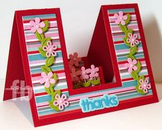 Pearls created by Frances Byrne using Dies: Sizzix Friends Forever Step-Ups Card Framelits