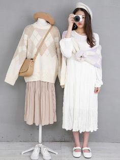 마리쉬♥패션 트렌드북! Moda Outfits, Edgy Outfits, Colourful Outfits, Classic Outfits, Korean Outfits, Fashion Outfits, Fasion, Frock Fashion, Vogue Fashion