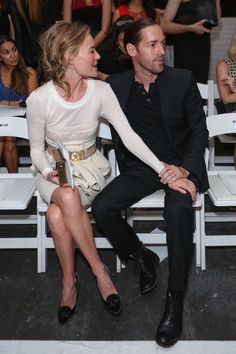 #NYFW day 3:Front row at Altuzarra, Kate Bosworth and Michael Polish