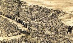 """25 marzo 421, LA NASCITA DI VENEZIAcon """"CRONACHE VENEZIANE ANTICHISSIME"""" di Giovanni Monticolo.QUI il download della versione completain .pdfSecondo la tradizione, il primo insediamento a Venezia si colloca in un'isola poco più alta delle altre, per questo chiamata Rivus Altus (da cui Rialto)."""