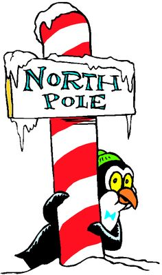 North Pole Clipart - ClipArt Best