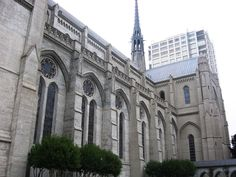 San Francisco, CA - Grace Cathedral 1849