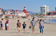 What's the best beach in America? from USA Today Travel...This is San Diego, CA.