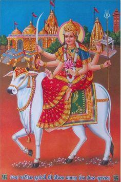It is the ocean of the Gujarat Tourist Places, Mandir, City Guide and Temple Information. The website displays the best Gujarat places and temple information. Hindu Deities, Hinduism, Saraswathi Pooja, Dagdusheth Ganpati, Maa Wallpaper, Maa Image, Gayatri Devi, Ganesha Drawing, Brass Statues