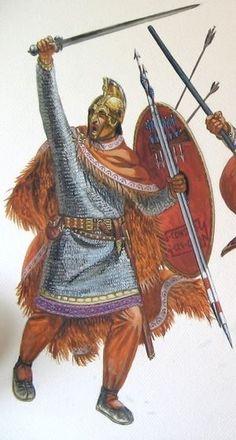 centurion of a legio palatina
