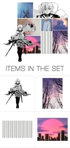 """""""{ and we never look back } - Mikaela Hyakuya -"""" by patroclaws ❤ liked on Polyvore featuring art"""